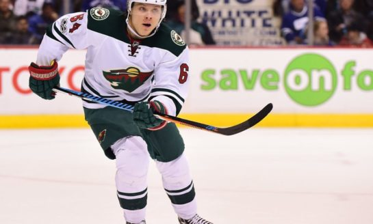 Granlund Lifts Minnesota Wild Over St. Louis Blues