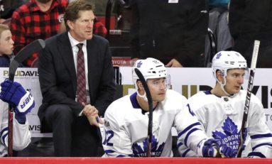 Maple Leafs Sign Ilya Mikheyev: Babcock's Help Swings the Deal