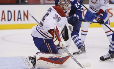 Time for Mike Condon to Be Montreal's New Backup