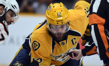 Nashville Predators: Is Signing Mike Fisher A Good Idea?