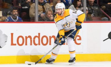 Predators Have Fisher Back and It's a Good Thing
