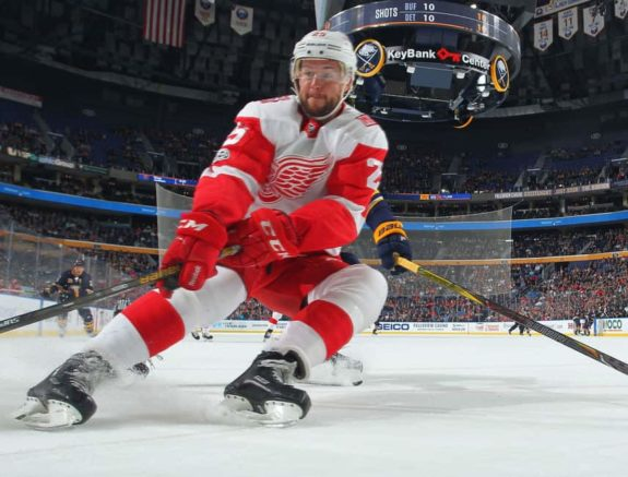 Mike Green Detroit Red Wings