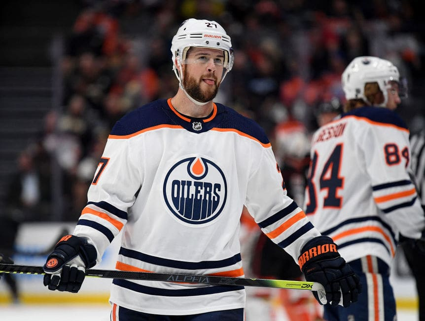 Mike Green Edmonton Oilers