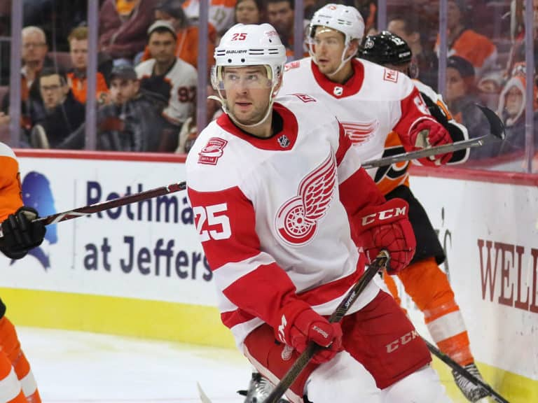 Mike Green Red Wings