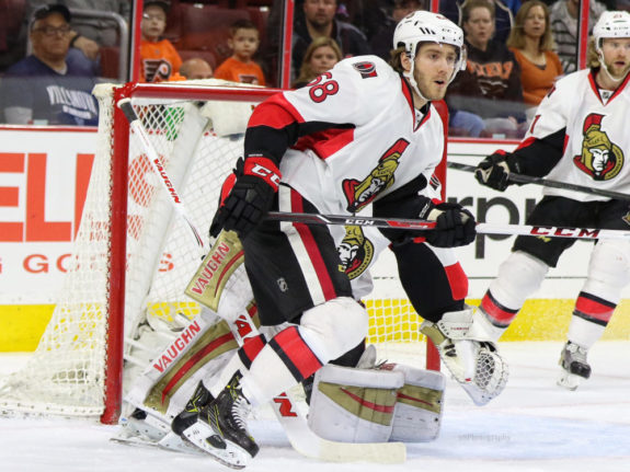 Mike Hoffman, Ottawa Senators, Senators Sign Mike Hoffman