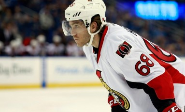 Mike Hoffman Is Headed Toward a Career Year with Panthers