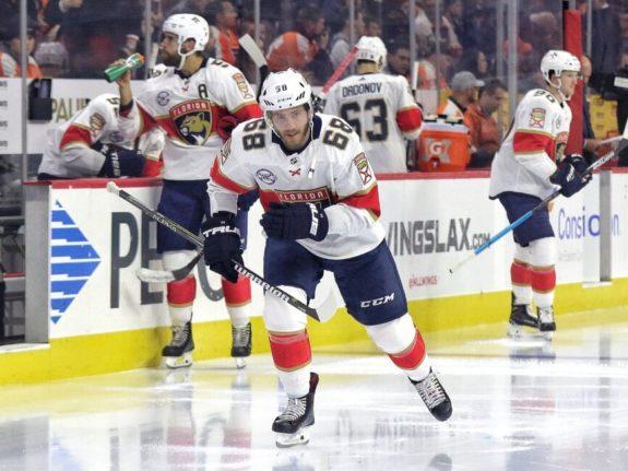 Mike Hoffman Florida Panthers