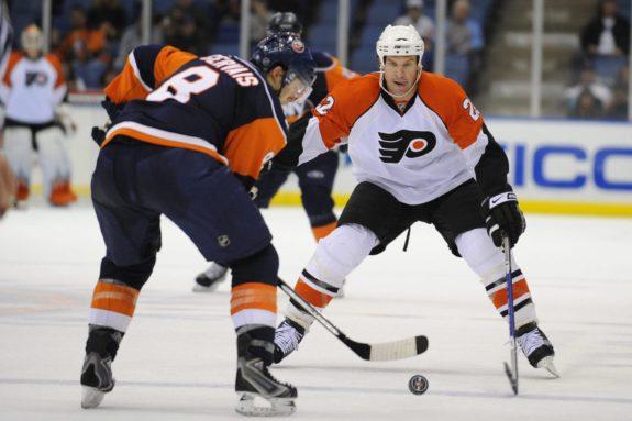 Mike Knuble Philadelphia Flyers