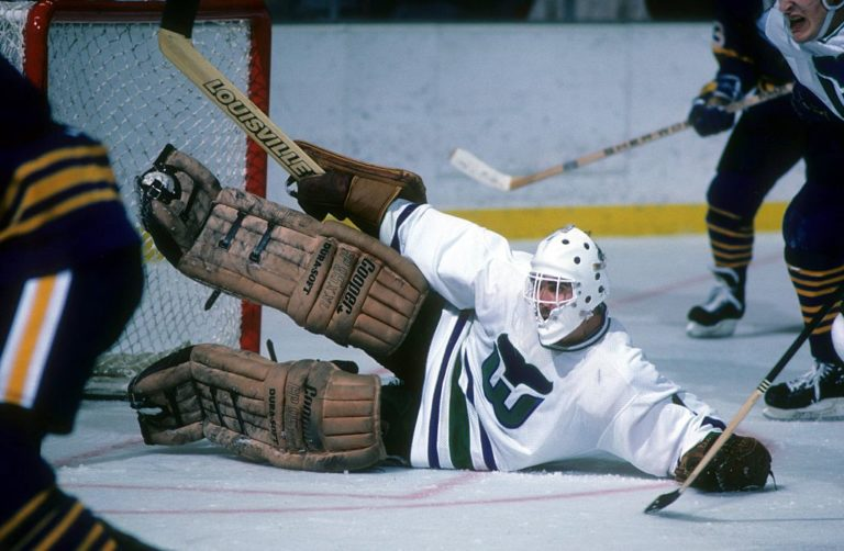 Mike Liut, Hartford Whalers
