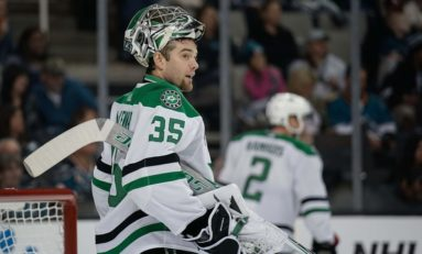 Texas Stars' McKenna Gets Another Shot at Calder Cup