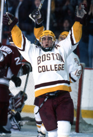 Mike Mottau Boston College