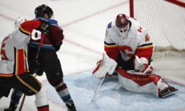 Flames Trail Avalanche 3-1 in Series