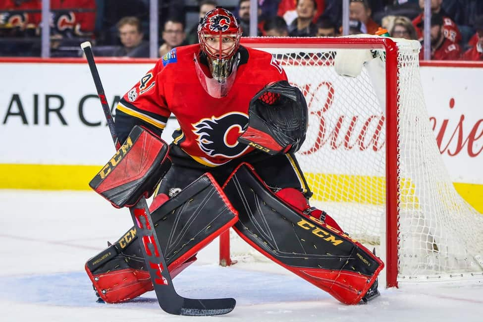 Calgary Flames Must Go With Mike Smith Over David Rittich In Playoffs