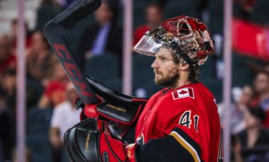 Flames Mike Smith Gamble Has Paid Off