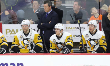 Penguins' Depth Serving Them Well