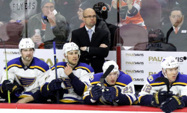 Blues Fall Flat in First Big Weekend