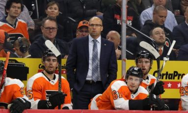 Flyers' Defensive Plan Feels Uncertain As Postseason Looms