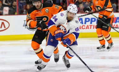 Preview: Hot Islanders Visit Fading Flyers