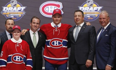 Mikhail Sergachev Discusses Draft, Next Season