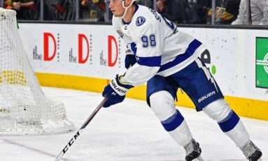 Sergachev: Lightning's Next Defensive Star