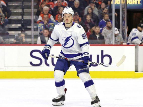 Mikhail Sergachev, Tampa Bay Lightning