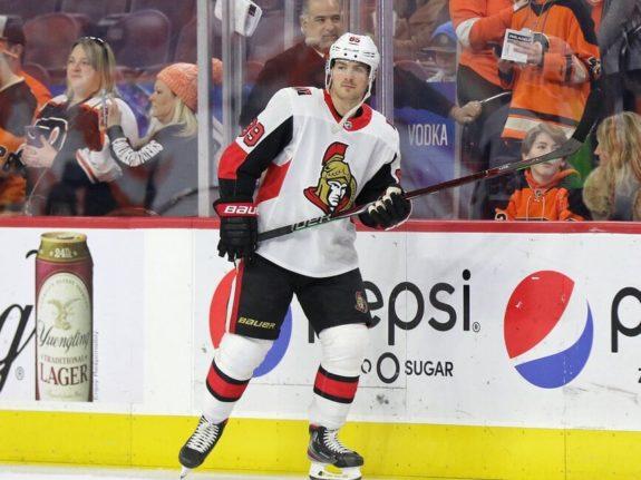 Mikkel Boedker Ottawa Senators