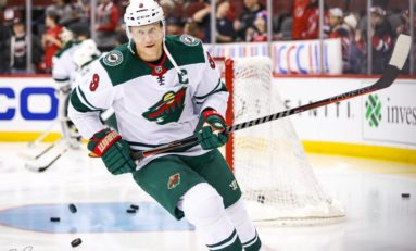 Koivu's Departure Leaves a Big Void to Fill for Wild