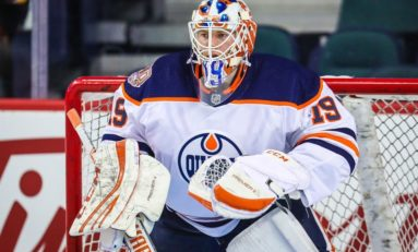 Oilers' Koskinen Making Most of Opportunity