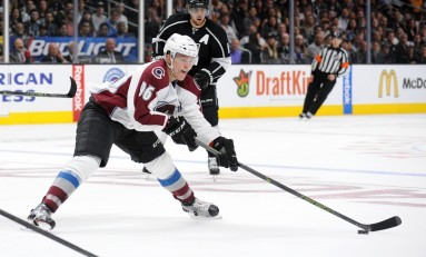 Mikko Rantanen to Miss 2-4 Weeks