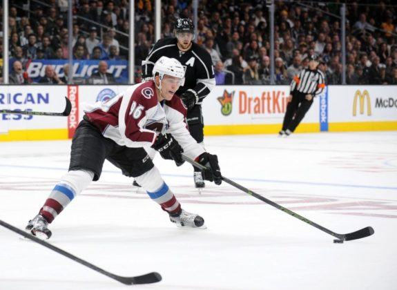 Mikko Rantanen fighting through a tough year