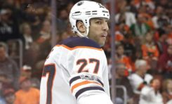 Neal Swapped for Lucic in Bizarre Alberta Trade