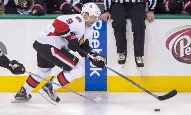 Sens' Milan Michalek Out Indefinitely