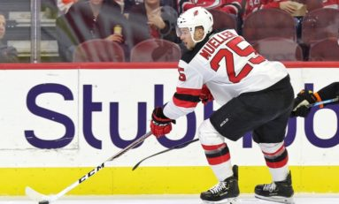 Q & A With Devils Defenseman Mirco Mueller
