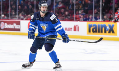Miro Heiskanen - 2017 NHL Draft Prospect Profile