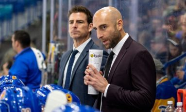 Saskatoon Blades Coach Love Is Pulling All the Right Strings