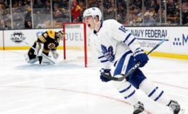Marner Contract Dispute Carries Over into Training Camp