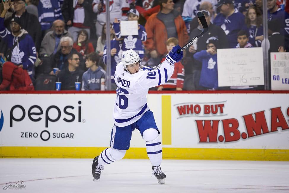 Mitch Marner Toronto Maple Leafs