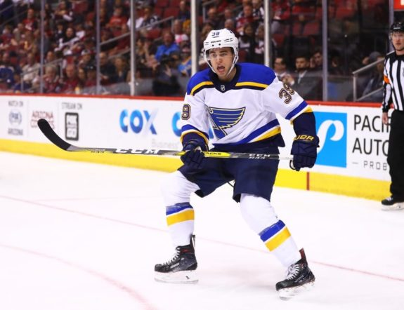 St. Louis Blues Mitch Reinke