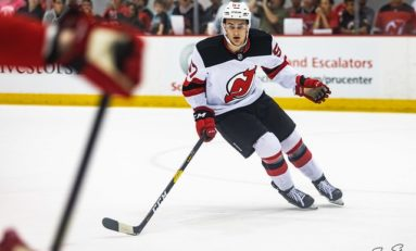 Q & A with Devils Prospect Mitchell Hoelscher