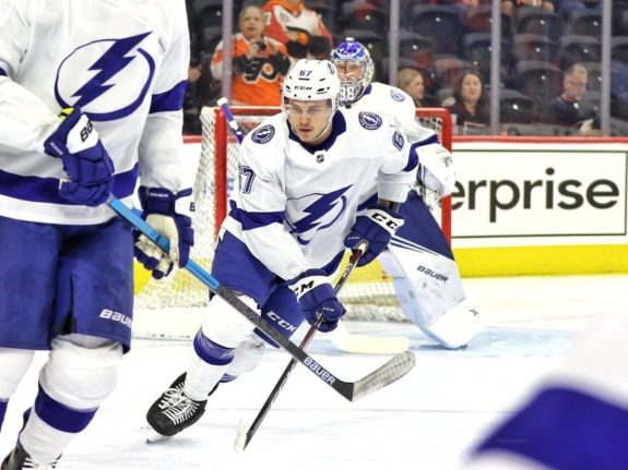 Mitchell Stephens Tampa Bay Lightning