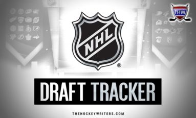 2020 NHL Draft: Live Tracker