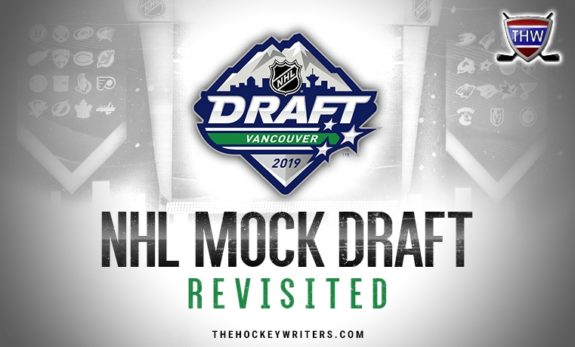 THW NHL Mock Draft Revisited