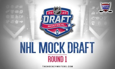 Fisher's 9th Annual NHL Mock Draft: 2020, Rounds 1-7