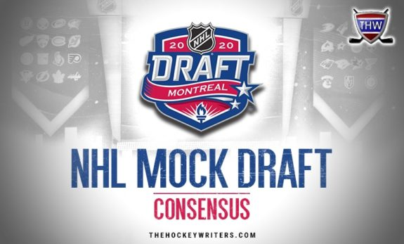Fisher's 9th Annual NHL Mock Draft: 2020, Consensus
