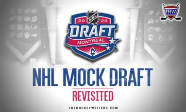 Fisher's 2020 NHL Mock Draft Revisited: Pick By Pick Results