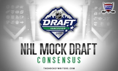 2019 NHL Draft: Consensus Last Minute Mock