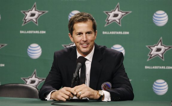NHL Hall of Fame class of 2014 inductee Mike Modano