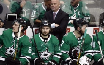 Stars & Blues Rookie Coaches Finding a Way