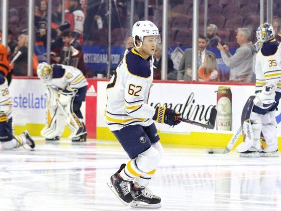 Brandon Montour, Buffalo Sabres