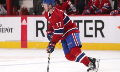 Canadiens' Kulak Comes Up Clutch
